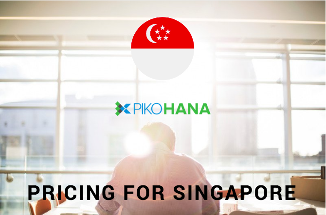 PikoHANA cost Singapore