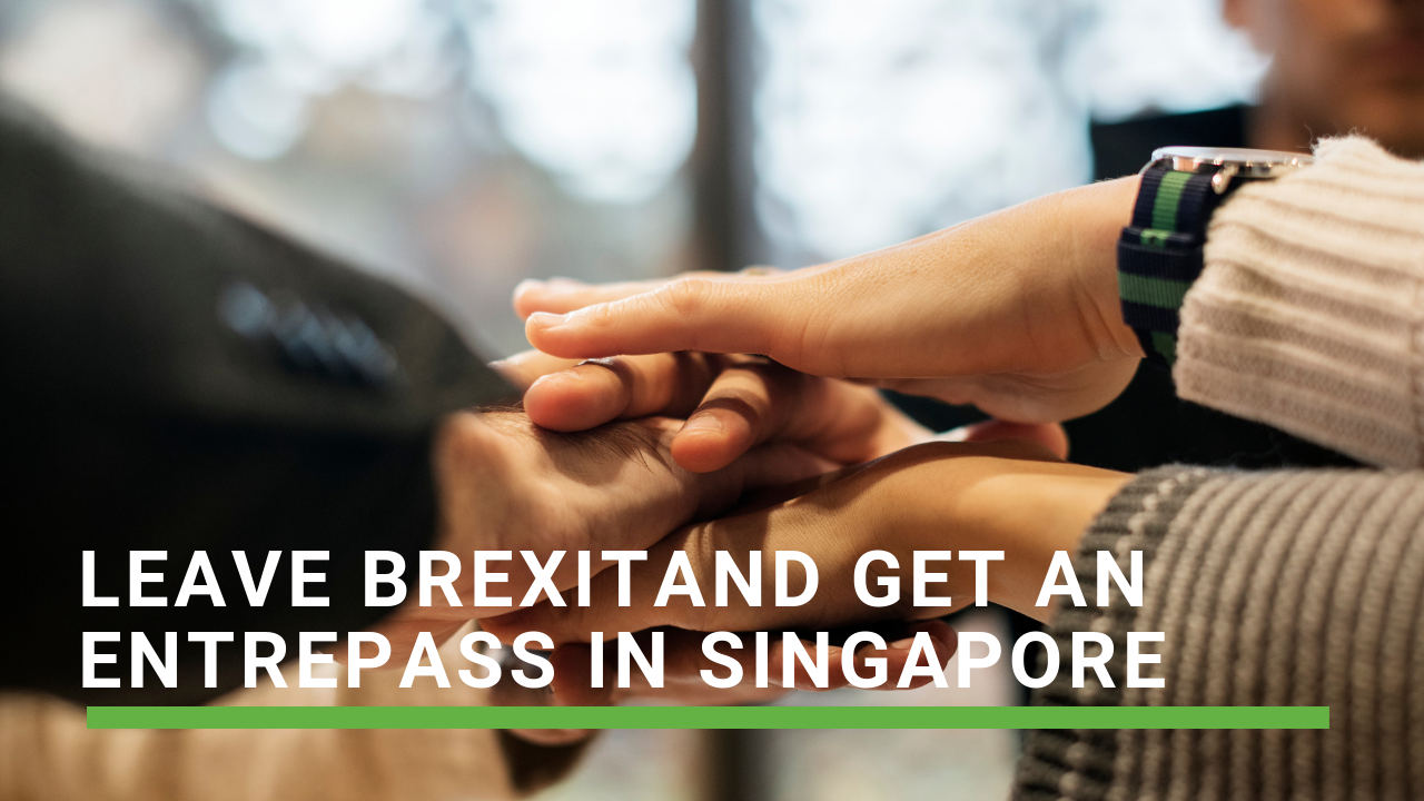 EntrePass in Singapore